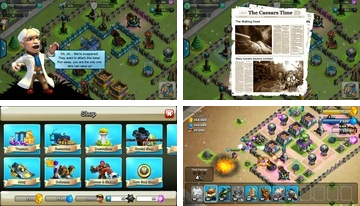 Survival Mobile: Clash Battles - Heroes vs. Zombies
