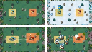 Like a King: PvP Strategy